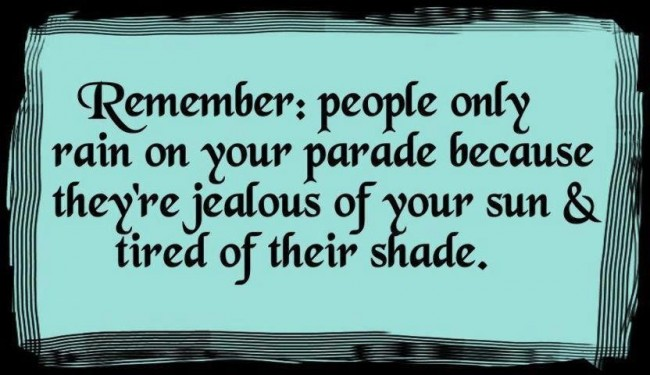 Jealousy Quotes Sayings About Haters Images Pictures Coolnsmart