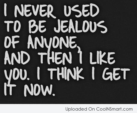 Sad Love Quotes About Jealousy : jealousy and hater quotes for girls jealousy and hater quotes for ...