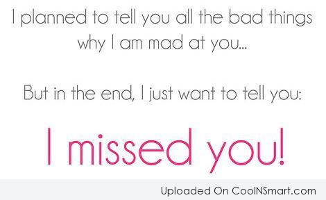 Missing You Quotes And Sayings Images Pictures Page 3 Coolnsmart