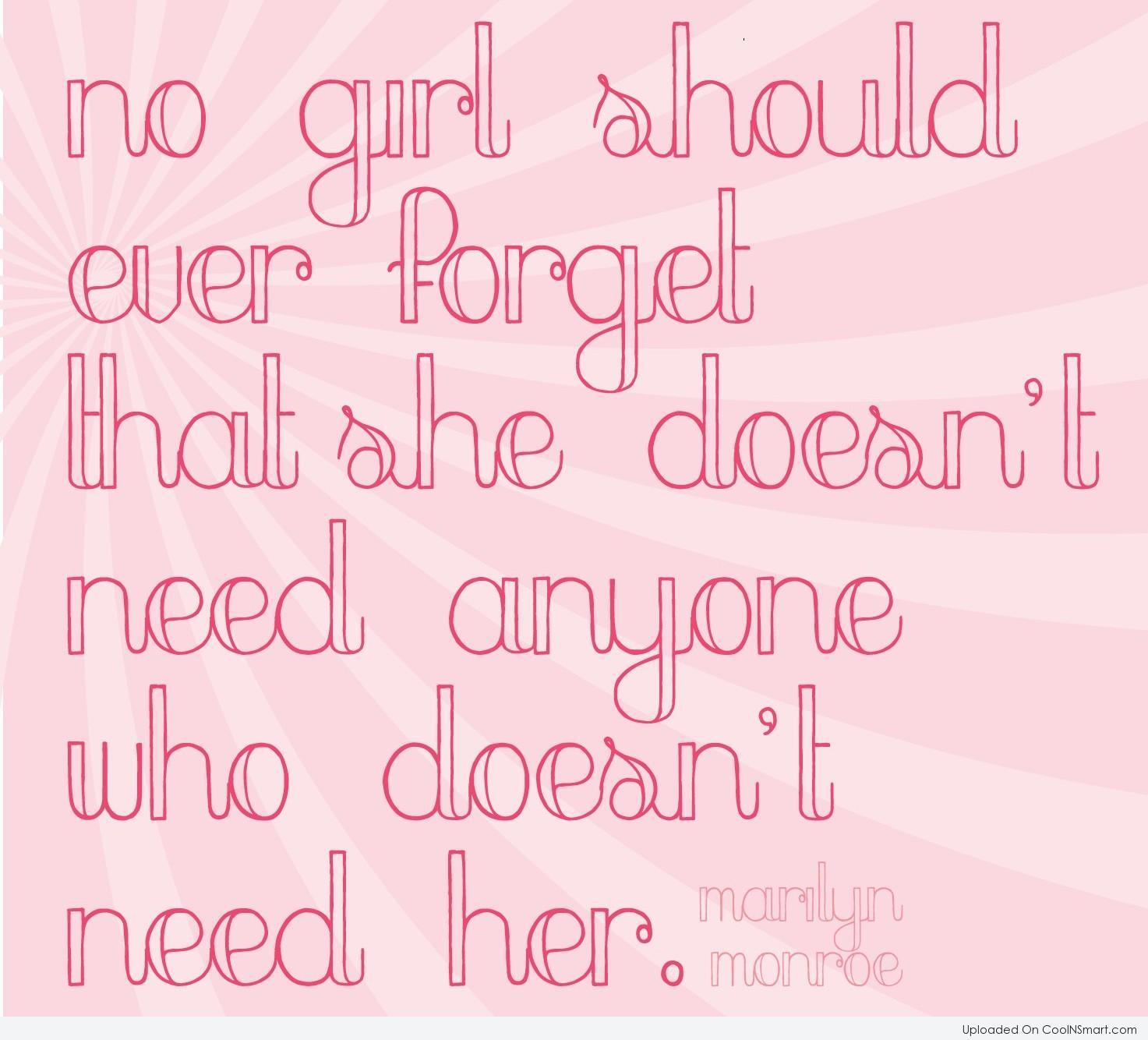 Quotes About Girls Girly Quotes, S...