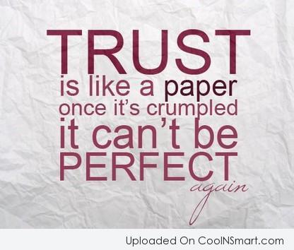 Trust Quotes And Sayings Images Pictures Coolnsmart
