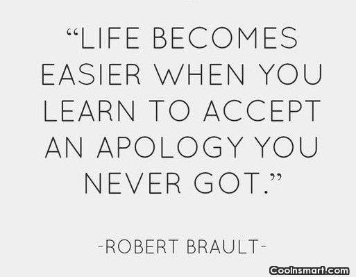 Forgiveness Quote: Life becomes easier when you learn to...