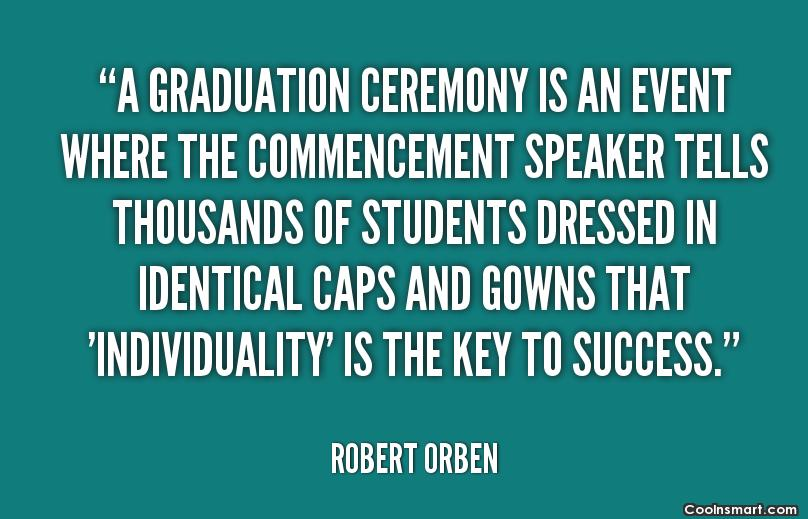 Graduation Quotes and Sayings - Images, Pictures - Page 2 - CoolNSmart