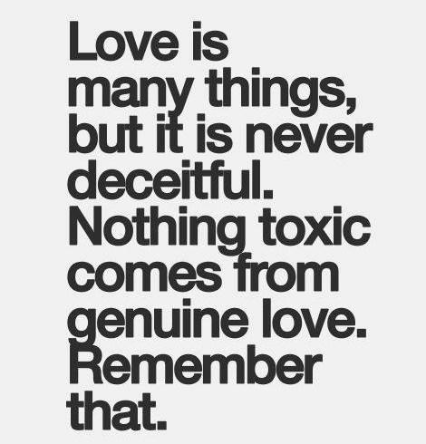 Love Quote: Love is many things but it is...