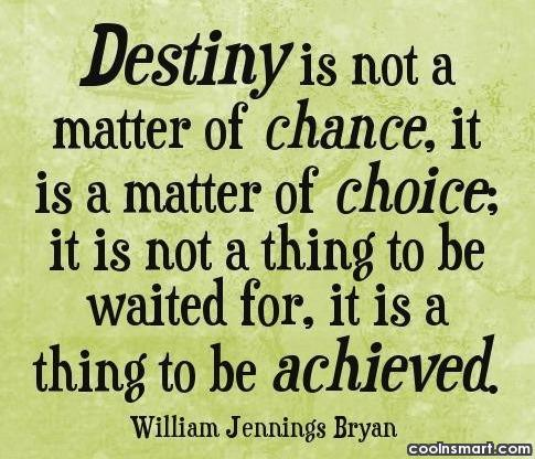 Quotes And Sayings About Destiny Images Pictures Coolnsmart