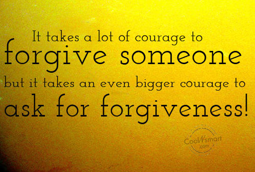 Courage Quote: It takes a lot of courage to...