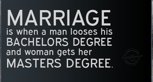 Funny Marriage Quotes and Sayings - Images, Pictures ...