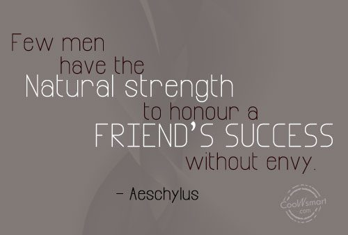 Jealousy Quote: Few Men Have The Natural Strength To.