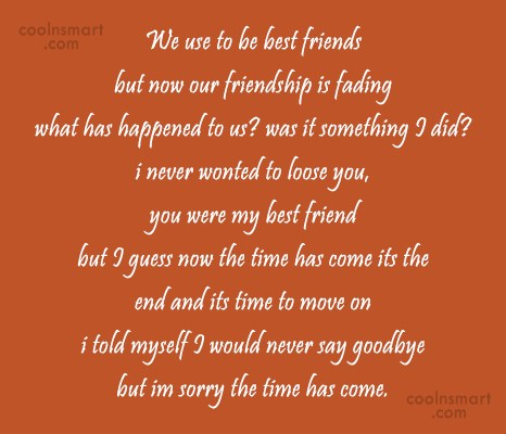 Broken Friendship Quotes And Sayings Images Pictures Coolnsmart
