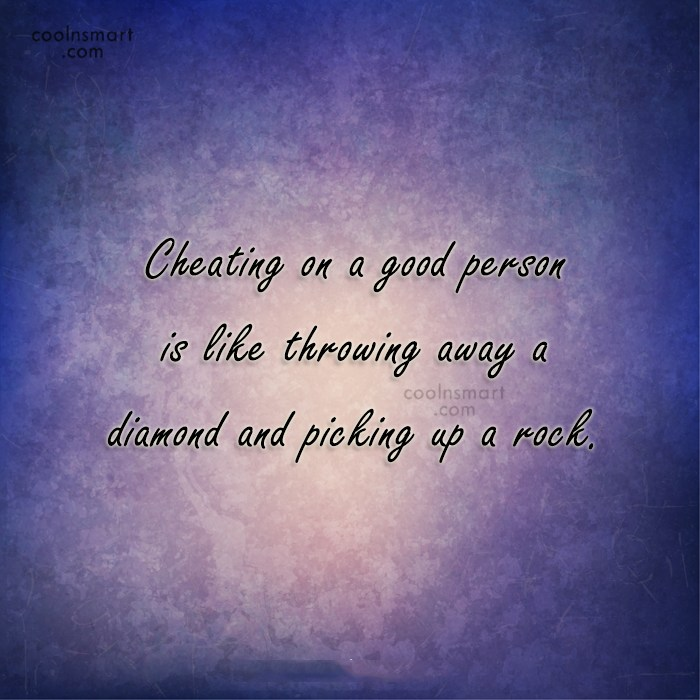 Cheating Quotes, Sayings about adultery - Images, Pictures