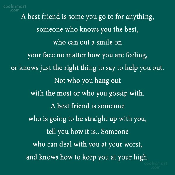 Best Friend Quotes Sayings For Bffs Images Pictures Page 16