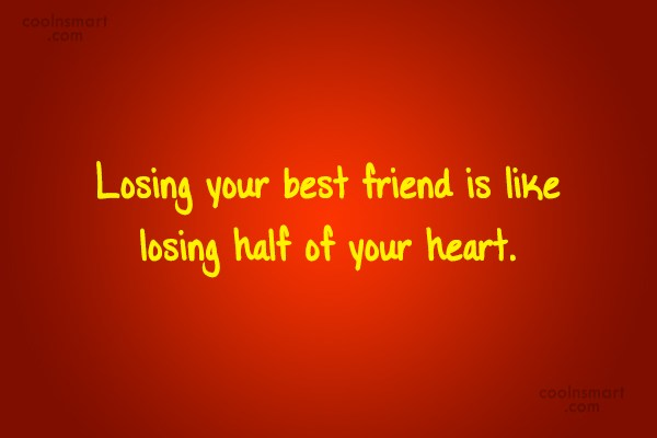 Best Friend Quotes, Sayings for BFFs - Images, Pictures ...
