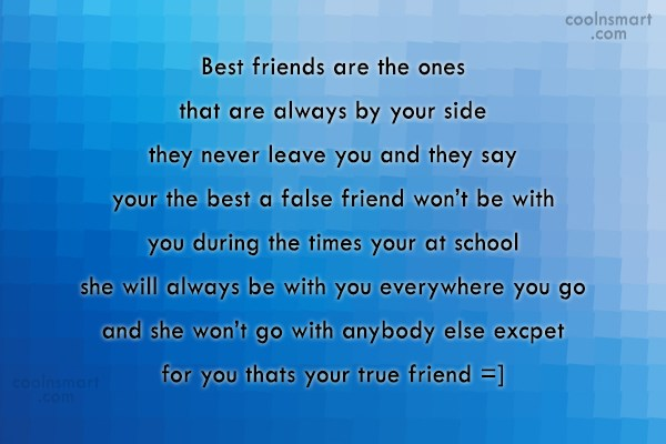 Best Friend Quotes Sayings For Bffs Images Pictures Page 19