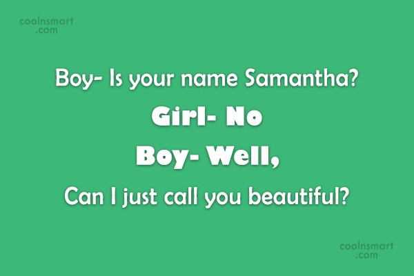 Names To Call A Girl When Flirting