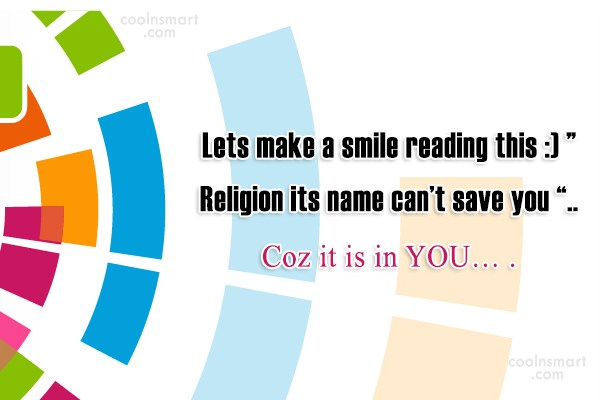 Quote: Lets make a smile reading this :)...