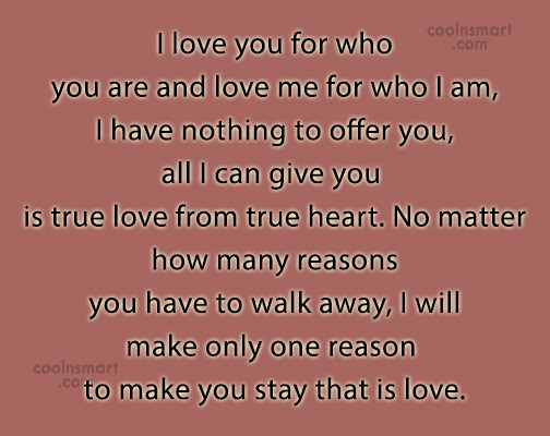 Love Quotes And Sayings Images Pictures Page 16 Coolnsmart