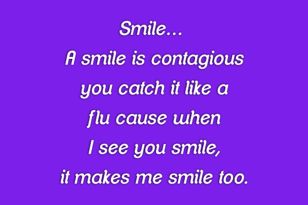 Smile Quotes Sayings About Smiling Images Pictures Page 3