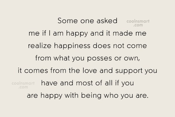 Happiness Quotes, Sayings about being happy - Images ...