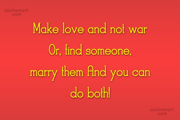 Funny Quotes About Not Finding Love : Funny Marriage Quotes and Sayings - Images, Pictures - Page 2 ...