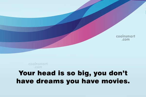 Big your head so Do Actors'