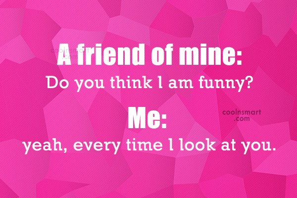 Images Quote: A friend of mine: Do you think...