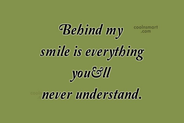 Smile Quotes, Sayings about smiling - Images, Pictures - Page 7 - CoolNSmart