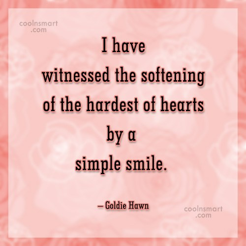 Quote: I have witnessed the softening of the...