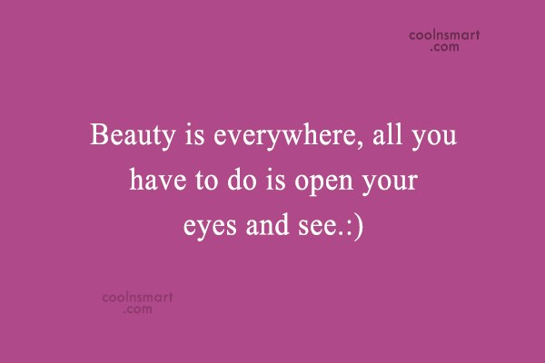 Beauty Quotes And Sayings Images Pictures Page 8 Coolnsmart