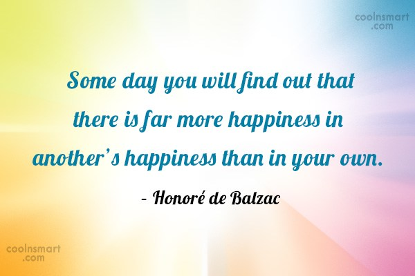 Quote: Some day you will find out that...