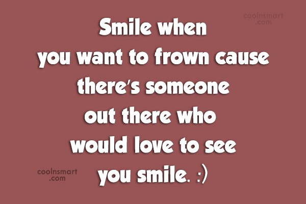 Smile Quotes Sayings About Smiling Images Pictures Page 7