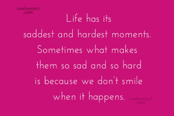 Smile Quotes, Sayings about smiling - Images, Pictures - Page 15 ...