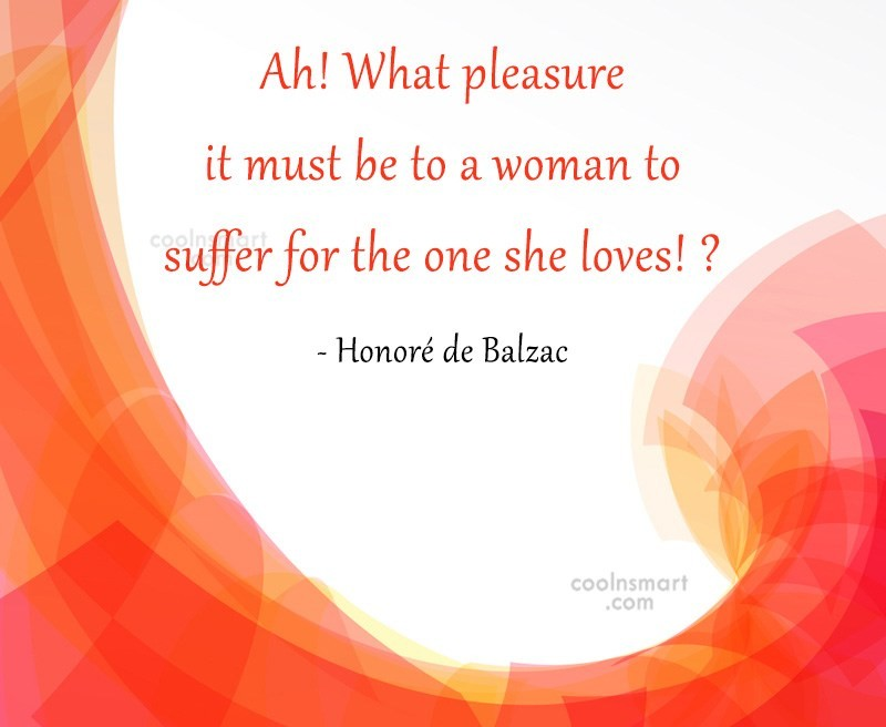 Quote: Ah! What pleasure it must be to...