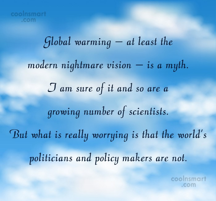 Global Warming Quotes Alluring Quotes About Global Warming  Images Pictures  Coolnsmart