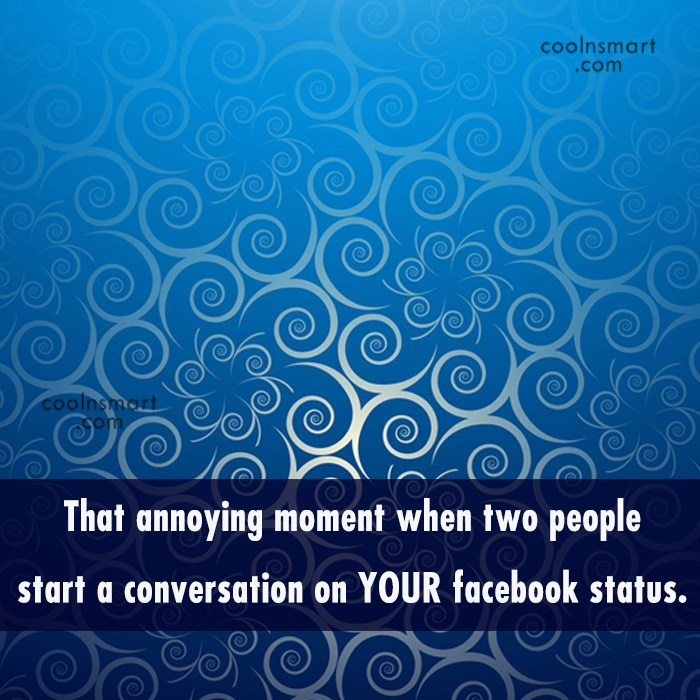 Annoying People Quote: That annoying moment when two people start...