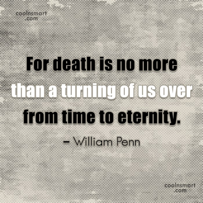 Death Quotes and Sayings - Images, Pictures - CoolNSmart