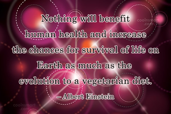 Images Quote: Nothing will benefit human health and increase...