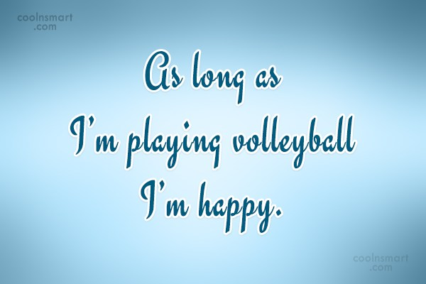 Volleyball Quotes And Sayings Images Pictures Page 3 Coolnsmart