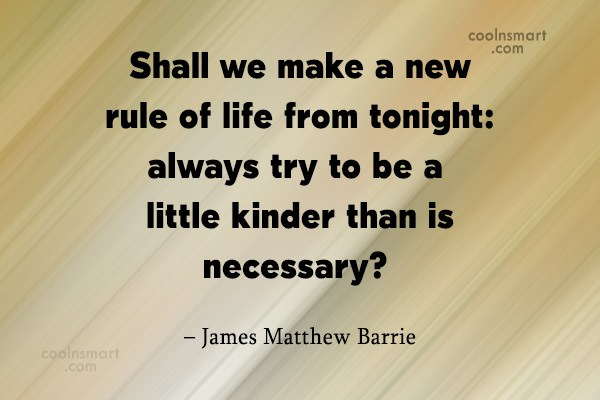 Quote: Shall we make a new rule of...