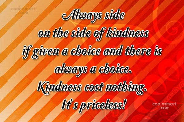 Quote: May your kindness be repaid a thousandfold.