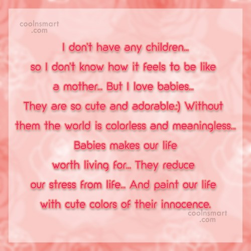 Baby Quotes Sayings About Babies Images Pictures Page 4