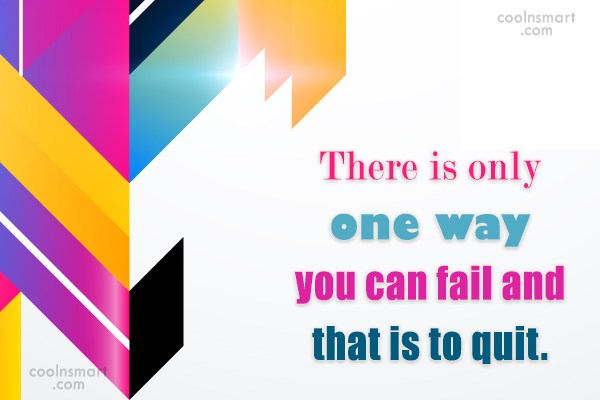 Quote: There is only one way you can...