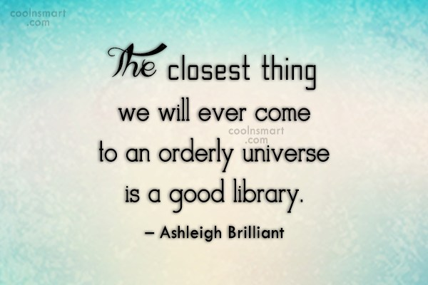 Book Quote: The closest thing we will ever come...