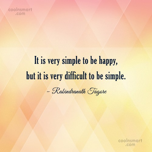 simple quotes about being happy
