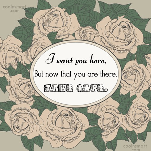 Missing You Quote: I want you here, But now that...