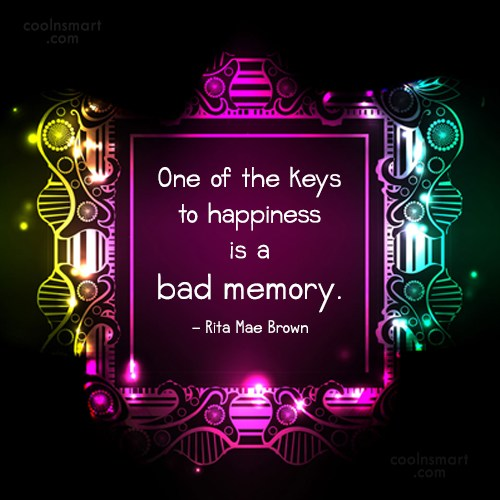 Memory Quote: >One of the keys to happiness is&#8230;&#8221; title=&#8221;Memory Quote: >One of the keys to happiness is&#8230; &#8221; width=&#8221;500&#8243; height=&#8221;500&#8243; /</p> <div class=