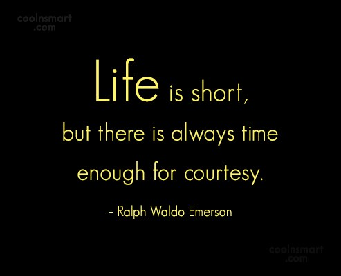 Generosity Quote: Life is short, but there is always...