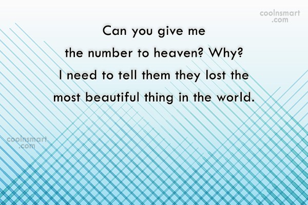 Quote: Can you give me the number to...