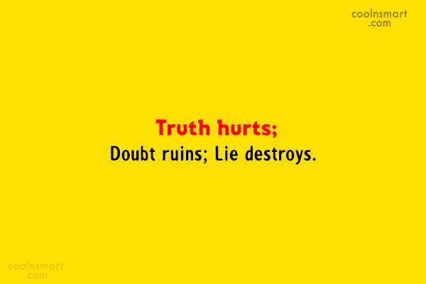 Doubt Quotes And Sayings Images Pictures Coolnsmart