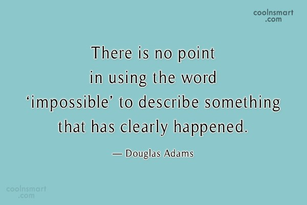 Quote: There is no point in using the...
