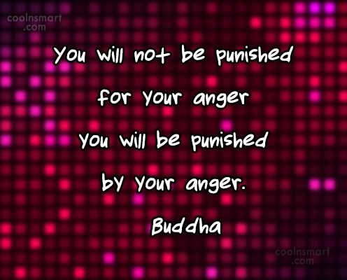 Quote: You will not be punished for your...